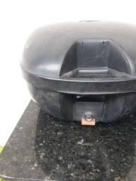 baú pra moto  com base sem fechaduras ( quebra galho) passo cartão
