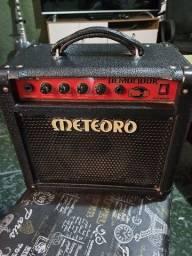 Caixa amplificador guitarra meteoro