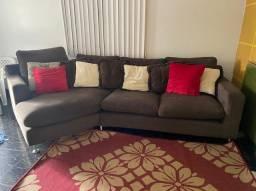 Vende-se sofá de 4 lugares