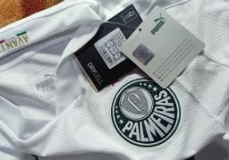 Título do anúncio: Camisa Palmeiras feminina oficial 20/21