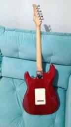 Vendo violão kuaiti, guitarra rocky condor e amplificador Giannini