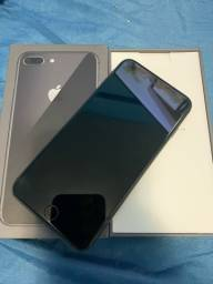 iPhone 8 Plus 64gb completo sem avarias