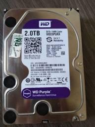 HD WD Purple 2 Terabyte