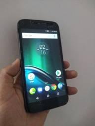 Moto G4 Play ( Tela trincada )