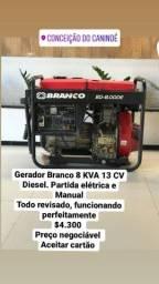 Gerador 8 kva