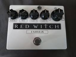 Pedal Red Witch Famulus