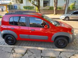 Fiat uno Way (IPVA 2021 PAGO).
