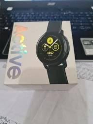 Galaxy Watch Ative Samsung Preto