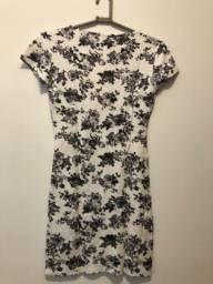 Vestido da Zara tamanho P