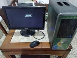 Barato Tela 15p  monitor POSITIVO perfeito estado