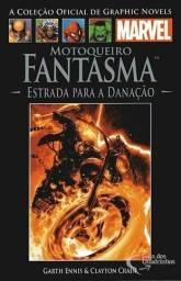 Motoqueiro Fantasma Estrada para Danação #39