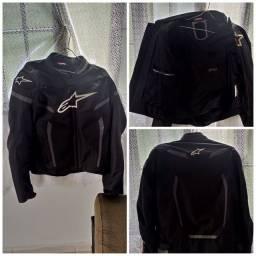 Jaqueta de proteção para motoqueiro  Alpinistar.