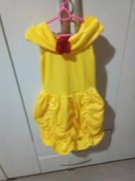 Vestido infantil Bella 5 anos