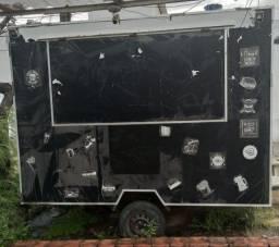 Vendo food truck/ trailer
