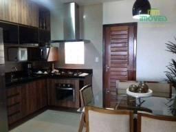 Casa duplex com 2 dormitórios à venda, 85 m² por R$ 320.000