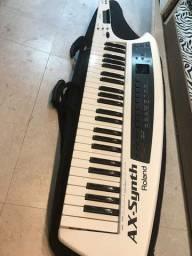 Syntetizador roland ax-synth