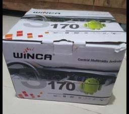 Central Multimídia Android Winca S170 Cruze