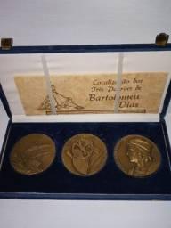 Medalhões Bartolomeu dias