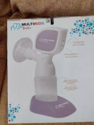 Máquina de tirar leite elétrica