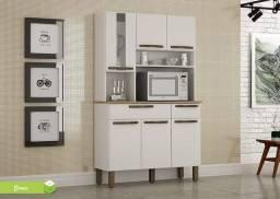 Kit de cozinha turim 6 portas SR GGA728