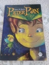 Livro paradidático literário Peter Pan