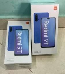 XIAOMI REDMI 9T 128GB 4GB ram lacrados pronta entrega