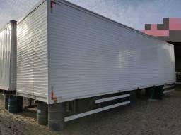 Baú Seco Furgão Alumínio Truck