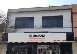 Casa para alugar com 2 dormitórios em Centro, Borda da mata cod:ETE451