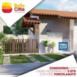 130 -Casa em Condominio  Bela Cittá  (Últimas unidades)