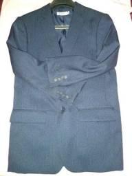Terno Laville Slim - Azul Marinho - Tamanho 46
