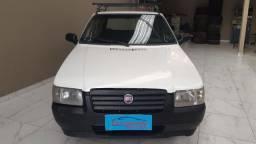 Fiat uno economy 2012 básico gnv sem entrada