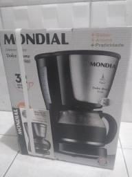 Cafeteira Mondial nova