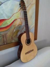 Violão Luthier Emanuel Carvalho - 2013 (Takamine, Yamaha, Luthier, Crafter, Taylor)