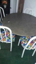 mesa c com 4cadeiras