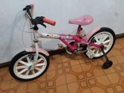 Bike aro 16 infantil menina ! Wats 99751.4493