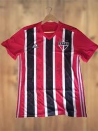 Camisa Oficial SPFC temporada 2020.