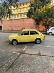 FIAT 147L 1050 gasolina 1979 - Veículo de COLEÇÃO - PLACA PRETA