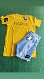 Camisa Baruk + bermuda lucky