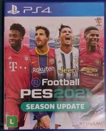 PES2021 - PS4