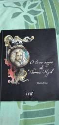 "Livro: ""O livro negro de Thomas Kyd"""