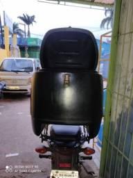 Bau para moto boy