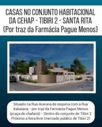 Caixa Econômica Federal - Direto com o dono - Tibiri 2 - Santa Rita .