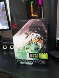 Placa de video Geforce G210