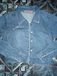 Jaqueta curta / casaquinho