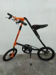 Bicicleta Dobrável - Harley Davidson (Personalizada)