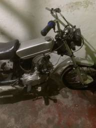 Moto hunter 100cc