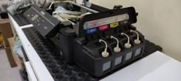 Impressora Sucatear Epson L475 Xp204 Hp Carro de Impressão placa logica 100%