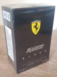 NOVO - Perfume Ferrari Black 75ml