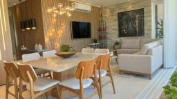Título do anúncio:  Apartamento no Residencial Terraço Urban - de 94 m² na orla 14 frente ao lago