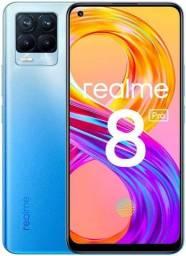 Realme 8 Pro 8 ram 128 rom super câmera